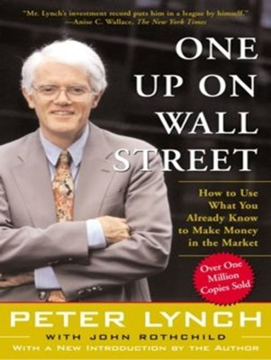 Buy ONE UP ON WALL STREET: Book