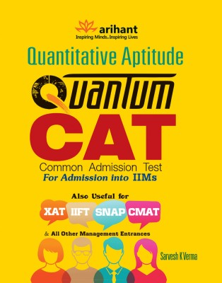 Buy Quantitative Aptitude Quantum CAT Common Admission Test for Admission into IIMs (English) 7th Edition: Book