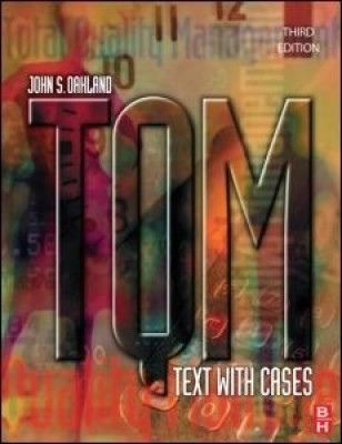 Buy TQM : Text with Cases 3rd Edition: Book
