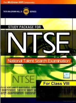 Buy NTSE Study Package For Class - VIII (English) 1st Edition: Book