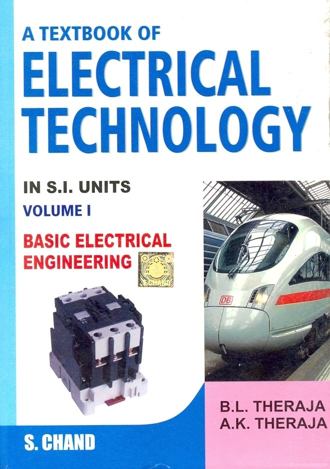 A Textbook Of Electrical Technology   Basic Electrical