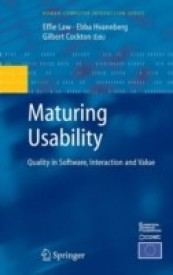 Maturing Usability (English) illustrated edition Edition (Hardcover)