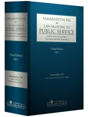 Law Relating to Public Service 3rd  Edition price comparison at Flipkart, Amazon, Crossword, Uread, Bookadda, Landmark, Homeshop18