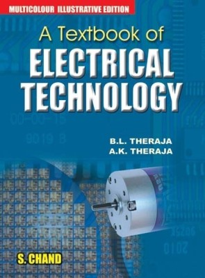 Buy A Textbook Of Electrical Technology (Multi Colour) 25th  Edition: Book