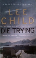Die Trying (English): Book