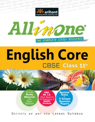 Class 11 english book cbse