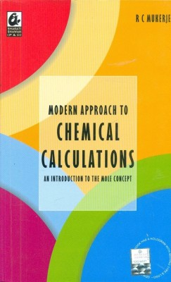 Buy Modern Approach to Chemical Calculations PB (English): Book