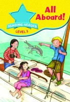 READING HERO ALL ABOARD - 9781407536415 (English): Book