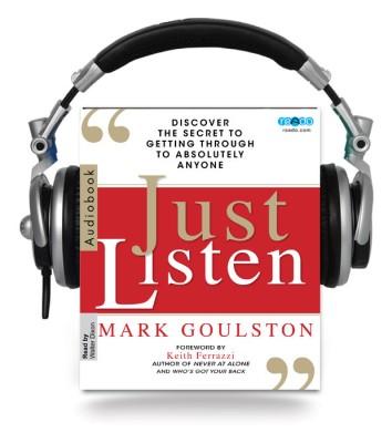 just listen mark goulston pdf