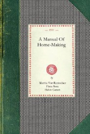 Manual of Home-Making (English) (Paperback)