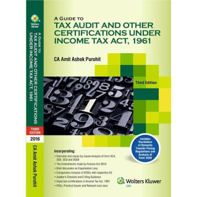 A Guide to Tax Audit and Other certifications under Income Tax Act, 1961