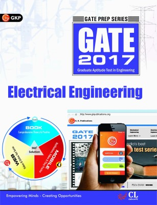 Gate Guide Electrical Engineering. 2017 (English) price comparison at Flipkart, Amazon, Crossword, Uread, Bookadda, Landmark, Homeshop18