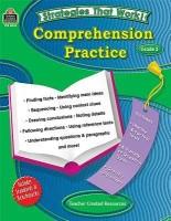 Strategies That Work: Comprehension Practice, Grade 3 (English): Book