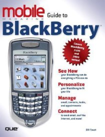 Mobile Guide To Blackberry (English) New title Edition (Package)