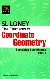 The Elemants Of Coordinate Geometry Cartesian Coordinates (Part-1) (English) 01 Edition (Paperback)