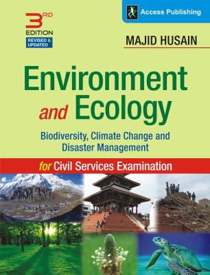 Environment and Ecology - Biodiversity, Climate Change and Disaster Management (English) 3 Edition price comparison at Flipkart, Amazon, Crossword, Uread, Bookadda, Landmark, Homeshop18