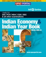 Indian Economy & Indian Year Book MCQs 800+Q: Book