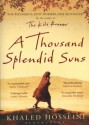 A Thousand Splendid Suns (English): Book