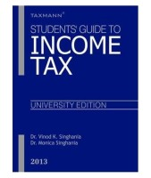 Student's Guide to Income Tax (English): Book