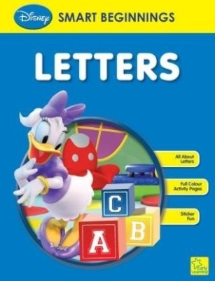 Smart Beginnings: Letters price comparison at Flipkart, Amazon, Crossword, Uread, Bookadda, Landmark, Homeshop18