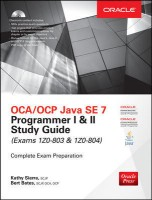 OCA/OCP JAVA SE7 PROG.I&II ST. 1st  Edition price comparison at Flipkart, Amazon, Crossword, Uread, Bookadda, Landmark, Homeshop18