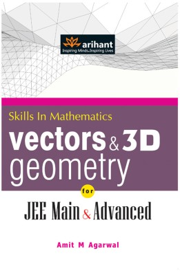 Skills in Mathematics Vectors & 3D Geometry for JEE Main & Advanced (English) 7th Edition price comparison at Flipkart, Amazon, Crossword, Uread, Bookadda, Landmark, Homeshop18