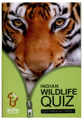 Indian Wildlife Quiz price comparison at Flipkart, Amazon, Crossword, Uread, Bookadda, Landmark, Homeshop18