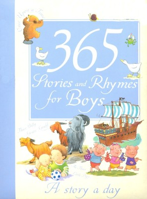Buy 365 Stories and Rhymes for Boys: Book