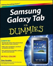 Samsung Galaxy Tab For Dummies (English) (Paperback)