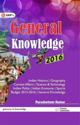 General Knowledge 2016 (English) 3rd  Edition price comparison at Flipkart, Amazon, Crossword, Uread, Bookadda, Landmark, Homeshop18