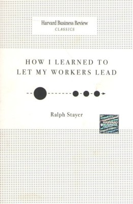 Buy How I Learned to Let My Workers Lead: Book
