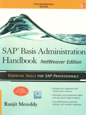 Buy Sap Basis Administration Hb Netweaver Ed (English) 1st  Edition: Book