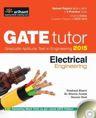 GATE Tutor 2015 - Electrical Engineering (With CD) 5th Edition