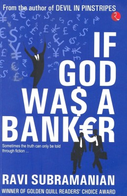 Buy If God Was A Banker: Book