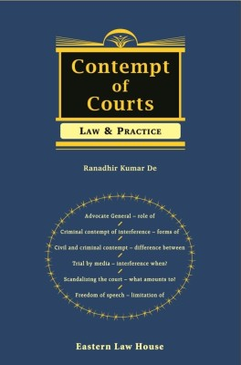contempt of court case studies Common law jurisdictions under the rubric of contempt 4 the law on contempt of court has these studies: our debt to their cases of committal for contempt of.