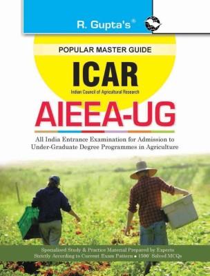 ICAR AIEEA-UG: B.Sc. Agriculture Entrance Exam Guide (English) price comparison at Flipkart, Amazon, Crossword, Uread, Bookadda, Landmark, Homeshop18