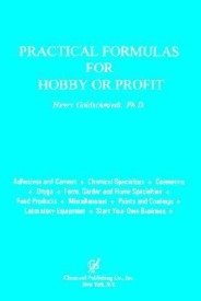Practical Formulas for Hobby or Profit (English) (Paperback)