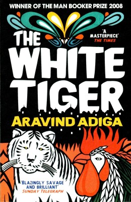 Buy THE WHITE TIGER (English): Book