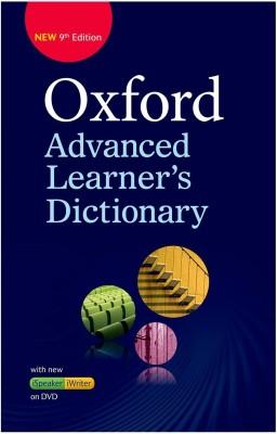 Oxford Advance Learner's Dictionary (With DVD) (English) 9th  Edition price comparison at Flipkart, Amazon, Crossword, Uread, Bookadda, Landmark, Homeshop18