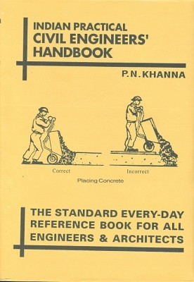 Indian Practical Civil Engineers HandBook price comparison at Flipkart, Amazon, Crossword, Uread, Bookadda, Landmark, Homeshop18