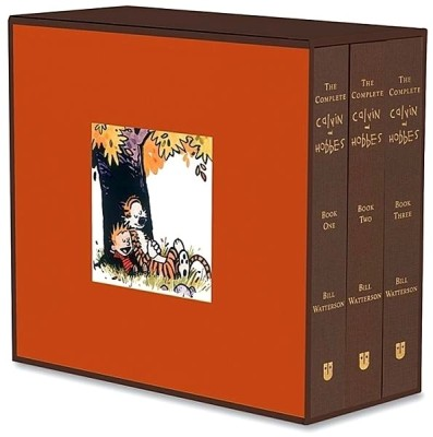 Buy The Complete Calvin and Hobbes (3 Volume Set) (English): Book