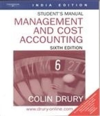 cost managment accounting and control 6th edition solutions Cost and management accounting sixth edition  management control systems 55  solutions 65 an introduction to cost terms and concepts 67.