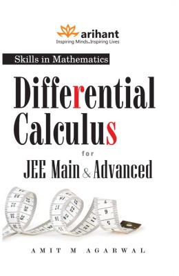 Skills in Mathematics Differential Calculus for JEE Main & Advanced (English) 7th Edition price comparison at Flipkart, Amazon, Crossword, Uread, Bookadda, Landmark, Homeshop18