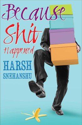 Buy Because Shit Happened: Book