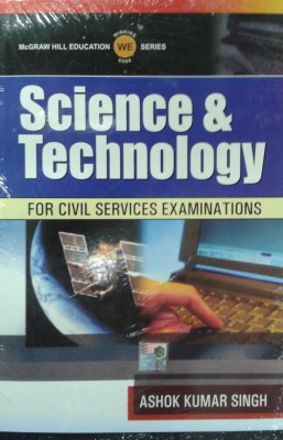 Buy Science & Technology for Civil Services Examinations (English) 1st Edition: Book