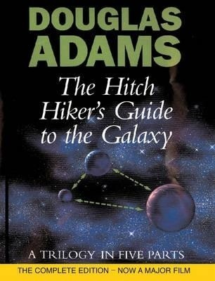 The Hitch Hiker's Guide to the Galaxy Omnibus price comparison at Flipkart, Amazon, Crossword, Uread, Bookadda, Landmark, Homeshop18