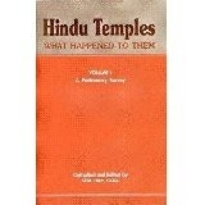 Hindu Temples: What Happened to Them: Vol. I: A Preliminary Survey: Vol. II: The Islamic Evidence (2 Vols.) (English) price comparison at Flipkart, Amazon, Crossword, Uread, Bookadda, Landmark, Homeshop18