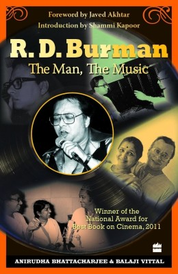 Buy R.D. Burman - The Man, The Music: Book
