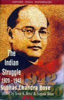THE INDIAN STRUGGLE (OIP/ALAVI SISIRK.& SUG 01 Edition: Book