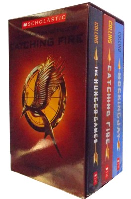 Buy Hunger Games Box (Set of 3 Books): Book